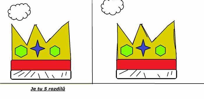 rozdíly